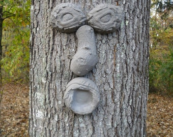 Oh No Tree Face