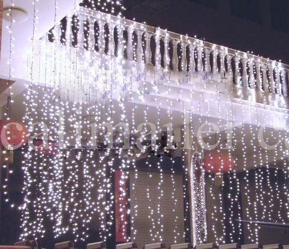 White String Christmas Lights Led : White 10M 100 LED Fairy Light String Christmas Party Xmas