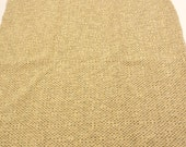 Morisot Chenille Sand Dune F Schumacher Fabric Sample  Rayon Cotton Classic Chroma Collection 25''x 25'' + FREE SAMPLES