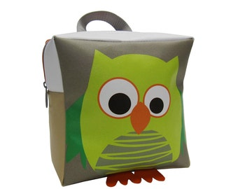 Little Packrats OWL Backpack