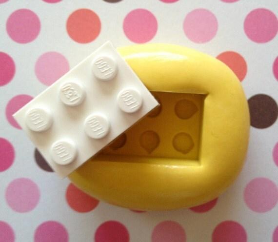 Building block silicone mold fondant mold cupcake topper for Alphabet blocks cake decoration