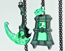 League of Legends Thresh Scythe Hook and Lantern