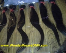 Premium Single 50 GRAM Human hair Bundles