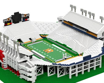 Auburn's Jordan-Hare Football Stadium, Brick Model