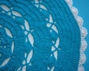 Rug Crochet Doily