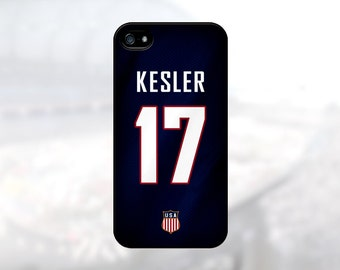 Ryan Kesler - Team USA Case: iPhone 4/4S, 5/5S/SE, 5C, 6/6S, 6 plus/6S plus / Samsung Galaxy S3, S4, S5, S6, S7