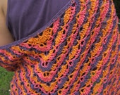 CROCHET SHAWL, Perfect for all occasions!