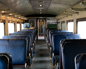 Train Interior 4 -- Standard or Nostalgic Style