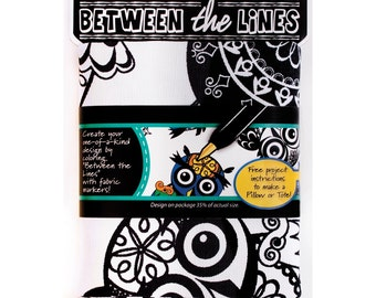 Between the Lines - Owls