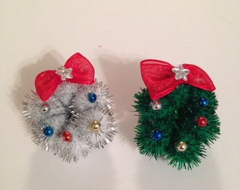 Christmas Wreath Pins!!