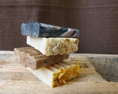 DISCOUNT COMBO: selection of any four mini soaps