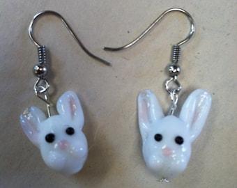 Honey Bunny Earrings