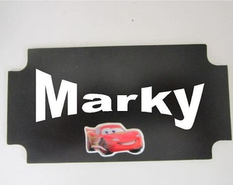 Personalized Name Plate Sign