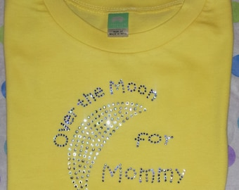 ON SALE NOW! Over the Moon for Mommy - Ready to Ship