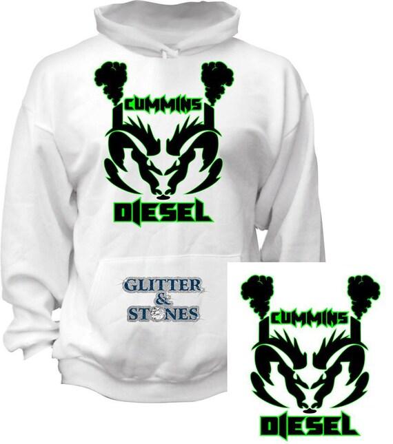 Cummins diesel hoodie
