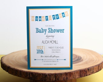 Baby Shower Invitation- look 15