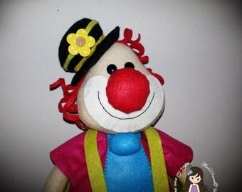 clown - mascot