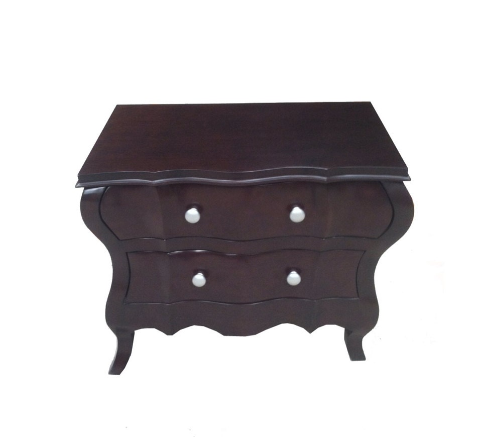 Bombay Chest Furniture Living Dining Room In Espresso Finish
