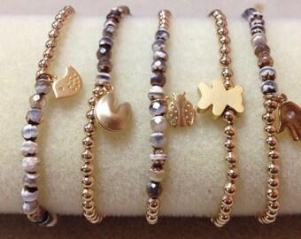 1 bracelet lucky charm