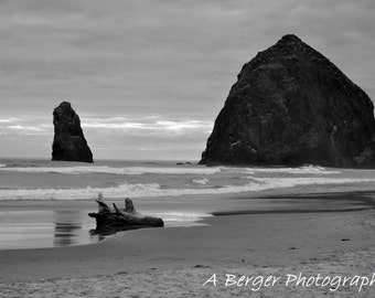 Oregon Coast Sunset Photo