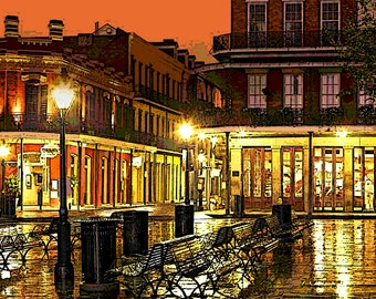 Art Print Series from New Orleans