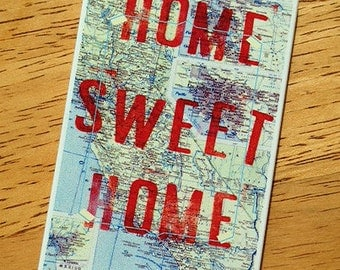 California Home Sweet Home iPhone 5 Case