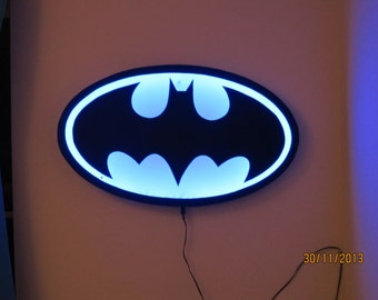 Batman night light etsy - Batman projector night light ...