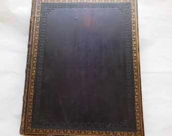 Mid 19th Century Pictorial History of the Bible