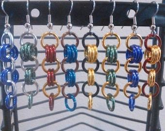 Trinity Loops Earrings