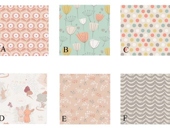 Nursery Bedding Crib Bedding Baby Bedding Little Prairie Choose your fabrics