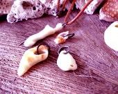 BoHo Shell Necklace Beachwear Surfwear FreeStyle Necklace