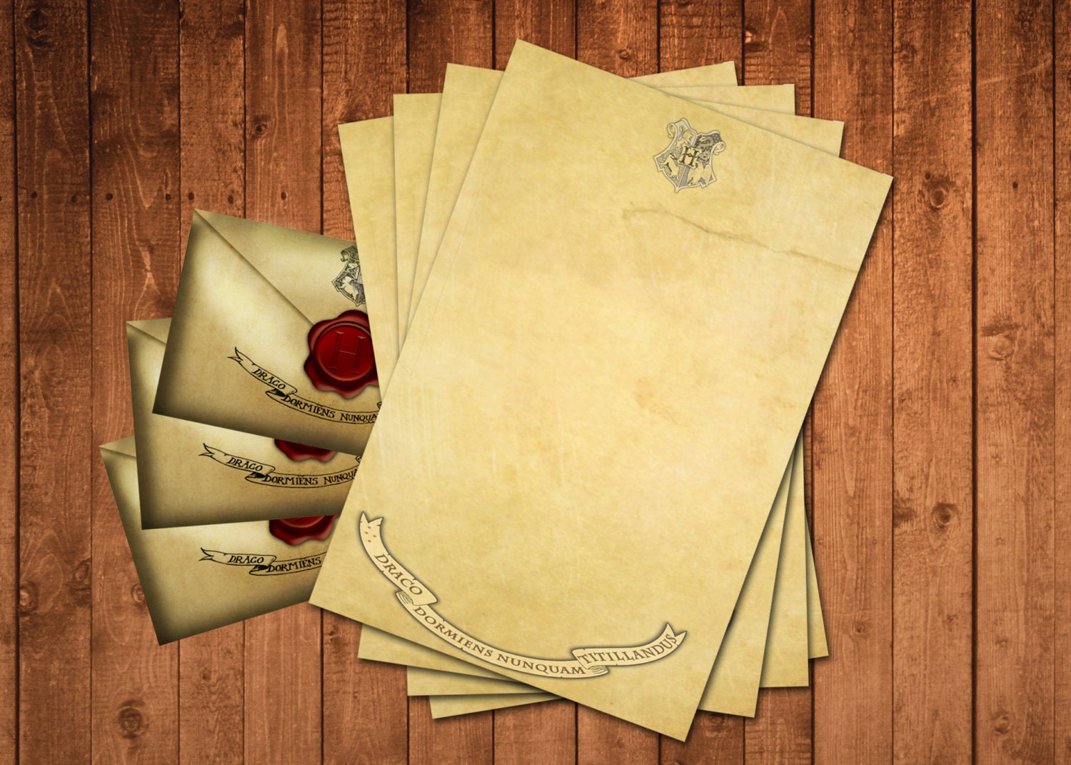 It is a photo of Crafty Harry Potter Envelope Printable