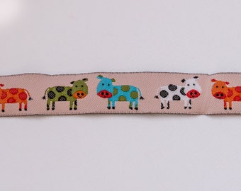 Farmyard ribbon