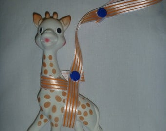 Sophie the Giraffe Leash/Toy Saver Strap