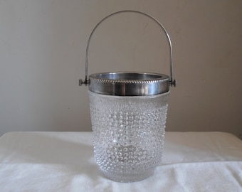 A 1950's French vintage ice bucket