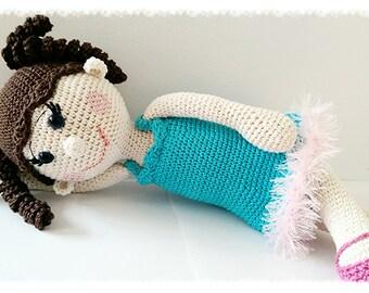 Penelope doll pattern