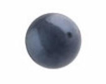 SWAROVSKI 5810 4mm Pearl -  Pack 20 Night Blue