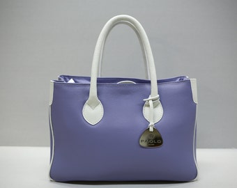 "Woman leather Bag ""Paris"""