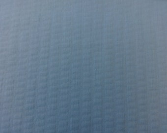 General Fabrics Teal Blue Textured Fabric 322