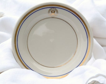 Department of the Navy bread plates