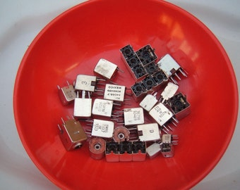Vintage Inductor supply lot of 25 pieces
