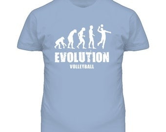 Evolution Volleyball T Shirt