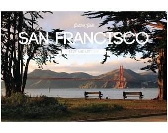 San Francisco - Poster