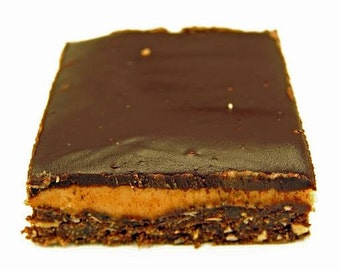 Peanut Butter Nanaimo Squares from Totally Squared