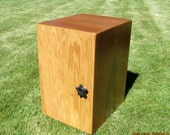 Cajon box drum with adjustable snare