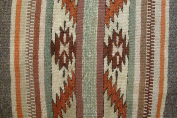 Native American Tapestry Weaving Table Runner Wall Decor