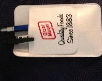 A Classic! Oscar Mayer Pocket Protector!