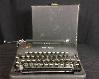 1940's Smith-Corona Manual Typewriter