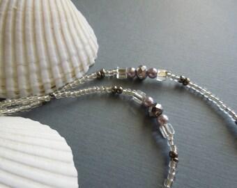 Eyeglass necklace