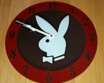 Playboy Clock - Mirror